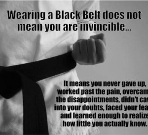 ... something for all the martial artists out there! This is so true