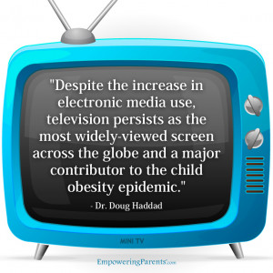 The Connection Between Technology And Childhood Obesity Munity