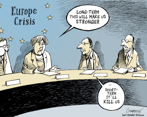European Summit by Patrick Chappatte, The International Herald Tribune ...