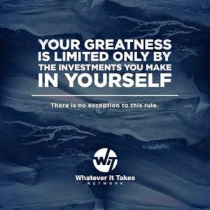 your investment i guarantee it # sales # closethesale # followthrough ...