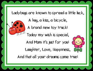 Cute Poems For A Teacher
