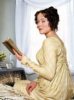 Plus she loves Jane Austen and Mr. Darcy. Need I say more?