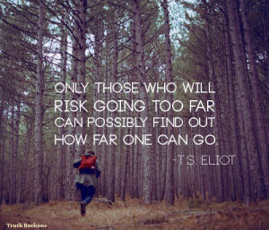 ts eliot #poetry #quotes #forest #hiking #quote