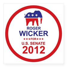 Roger Wicker Stickers
