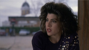 ... much less than what Marisa Tomei accomplishes in My Cousin Vinny