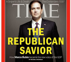 Marco Rubio Can Eat a Bag of Salsa-Flavored Dicks
