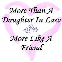 The Best Daughter in Law