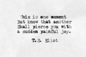 Eliot, Murder, Inspiration Stuff, Ts Eliot Quotes, Awesome Quotes ...