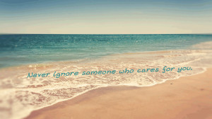 Inspirational Beach Quotes...