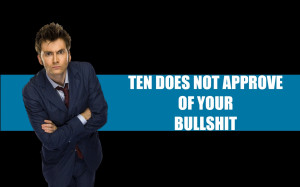 Doctor Who Quotes David Tennant David tennant doctor who tenth