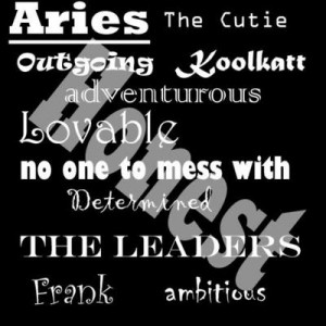 All Graphics » aries quotes