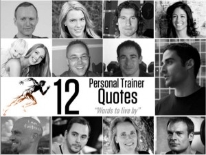 12 Personal Trainer Success Quotes to Live By