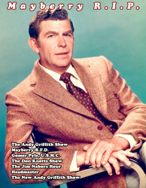 Andy Griffith's Life and Death