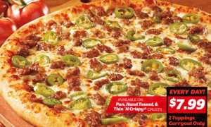 """Pizza Hut Unveils $7.99 """"Hut Lovers Deal"""" To Make It Great For ..."""