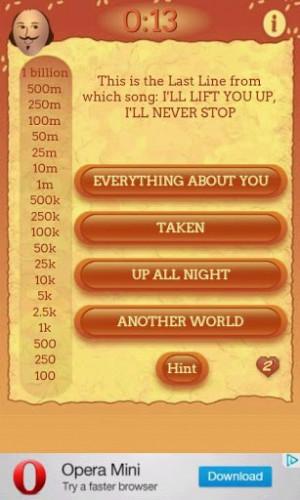 Quotes One Direction Quiz Quotesgram