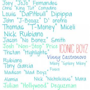 ICONic Boyz (: - Polyvore
