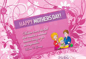 17 Cute Mothers Day Quotes from Kids