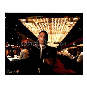 Casino Robert De Niro Movie Poster
