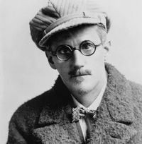 """... way round is the shortest way home."""" ― James Joyce, Ulysses"""