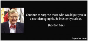More Gordon Gee Quotes