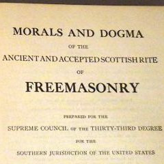 ... not the Masonic Lodge is the occult, should take a look at this book