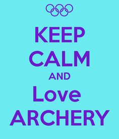 Archery! More