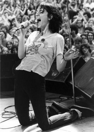 Top 25 Patti Smith Quotes!