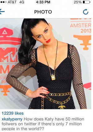 Funny Quotes Katy Perry