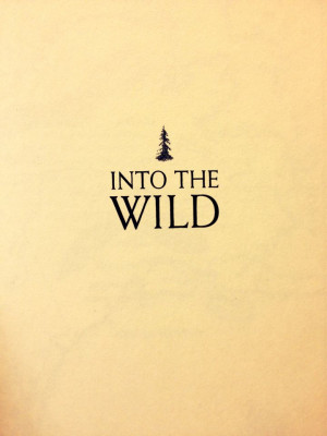 "Into the Wild"" is the real story of Christopher McCandless, a young ..."