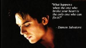 Damon Salvatore | via Facebook