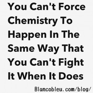 Chemistry Between Two People Quotes
