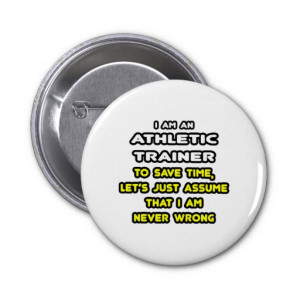 funny_athletic_trainer_t_shirts_button ...