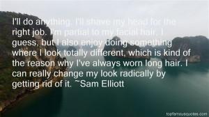 Favorite Sam Elliott Quotes