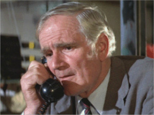 Desmond Llewelyn as Saul Bloom