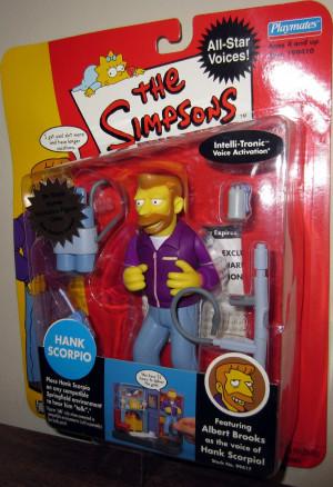 Hank Scorpio Collectible Want