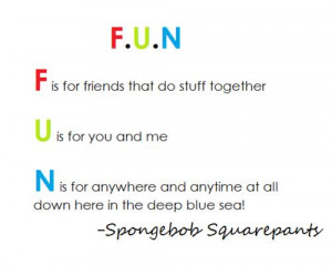 Spongebob Quotes And Sayings