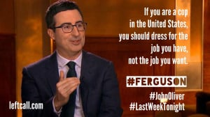 If you are a cop in the United States, you should dress for the job ...