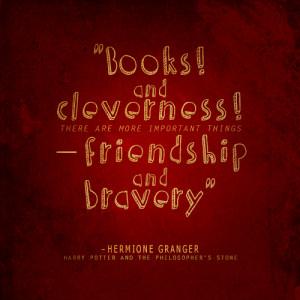Favorite Harry Potter Quotes | Hermione Granger