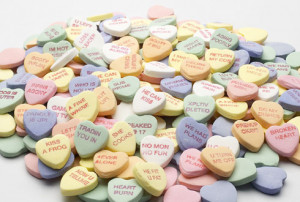 in the spirit of valentine s day here s a some perfect candy for the ...