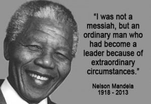 Showing Gallery For Nelson Mandela As A Leader