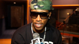 Rapper) Future Quotes - I'm in Fifs with the sack going crazy...
