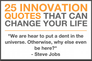 Innovation Quotes That Can...