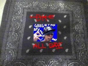 crip gangster
