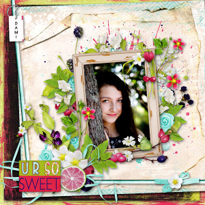Berry Sweet Sami