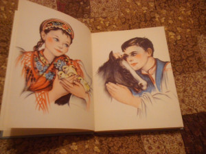 ... Vintage Hardcover 1948 Children Book by Kate Seredy. $15.00, via Etsy
