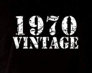 Vintage 45th Birthday Gift Pre sent T Shirt T-Shirt Tshirt Tee Funny ...