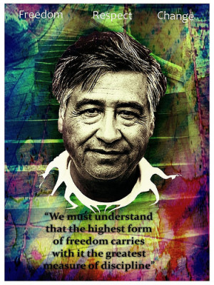 Five Quotes from Cesar Chavez