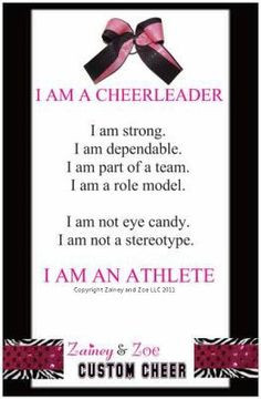 Cheerleading Sayings For Posters