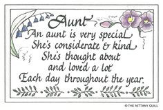 aunt sayings and quotes | 51 Aunt - $2.95 : Welcome to The Nittany ...