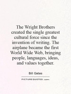 the wright brothers inventors of the The american brothers wilbur and orville wright, inspired by lilienthal, decided in 1899 to master gliding before attempting powered flight first, for a few months, the wrights built and flew several kites, testing and perfecting their new ideas about a flight control system.